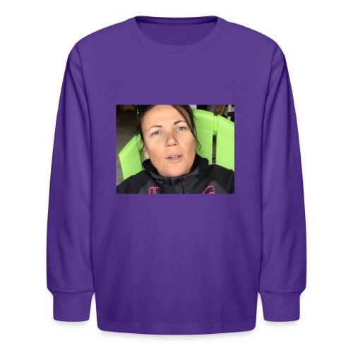 imag - Kids' Long Sleeve T-Shirt