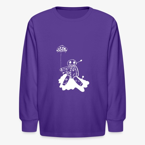 voodoo inv - Kids' Long Sleeve T-Shirt
