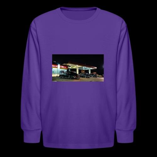 F2113954 469B 407D B721 BB0A78AA75C8 - Kids' Long Sleeve T-Shirt