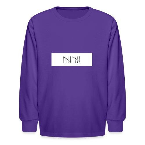 60FE97E1 3EA7 4AF2 BB29 98E6104947A7 - Kids' Long Sleeve T-Shirt