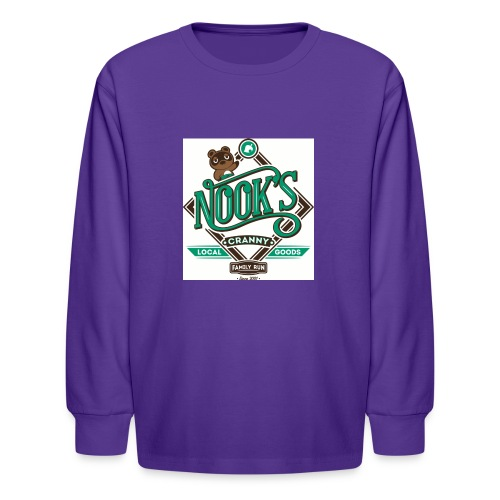 Nook's Cranny - Kids' Long Sleeve T-Shirt