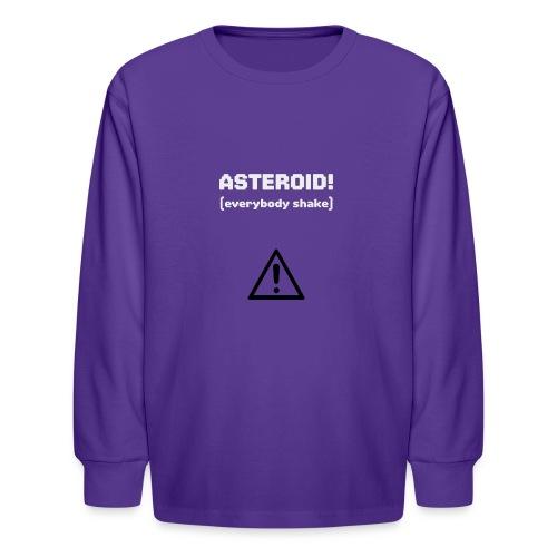 Spaceteam Asteroid! - Kids' Long Sleeve T-Shirt