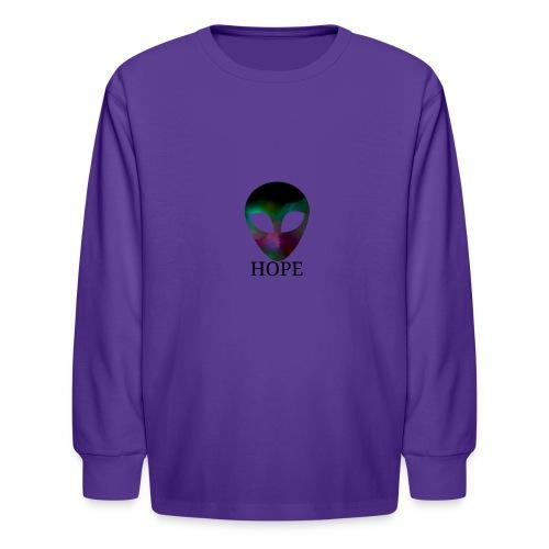 Alien #2 - Kids' Long Sleeve T-Shirt
