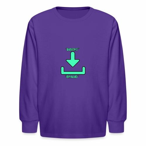 Brandless - Kids' Long Sleeve T-Shirt