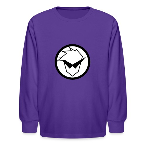 FaryazGaming Logo - Kids' Long Sleeve T-Shirt