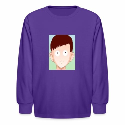 Logo Merch - Kids' Long Sleeve T-Shirt