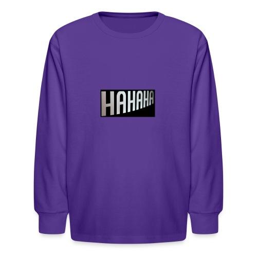 mecrh - Kids' Long Sleeve T-Shirt