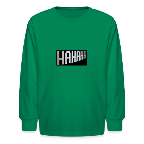mecrh - Kids' Long Sleeve T-Shirt