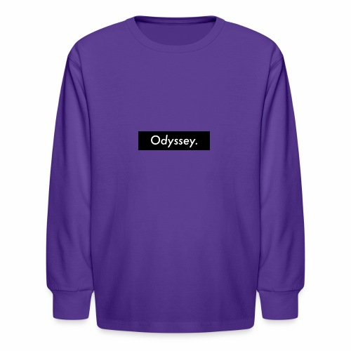 Odyssey life - Kids' Long Sleeve T-Shirt