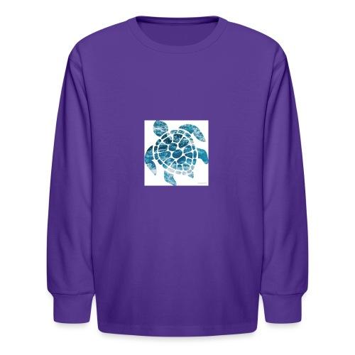 turtle - Kids' Long Sleeve T-Shirt