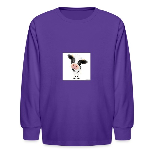 cows - Kids' Long Sleeve T-Shirt