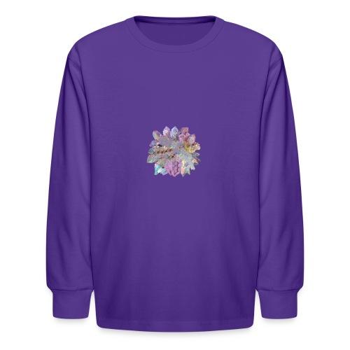 CrystalMerch - Kids' Long Sleeve T-Shirt