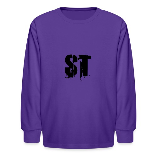 Simple Fresh Gear - Kids' Long Sleeve T-Shirt