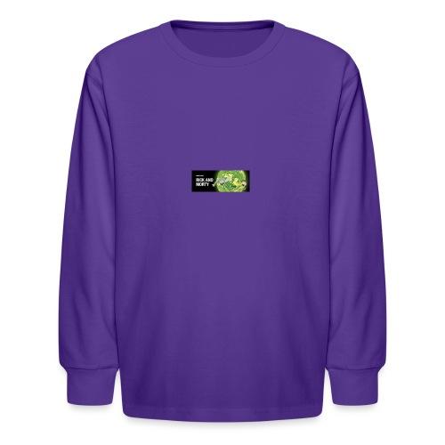 flippy - Kids' Long Sleeve T-Shirt