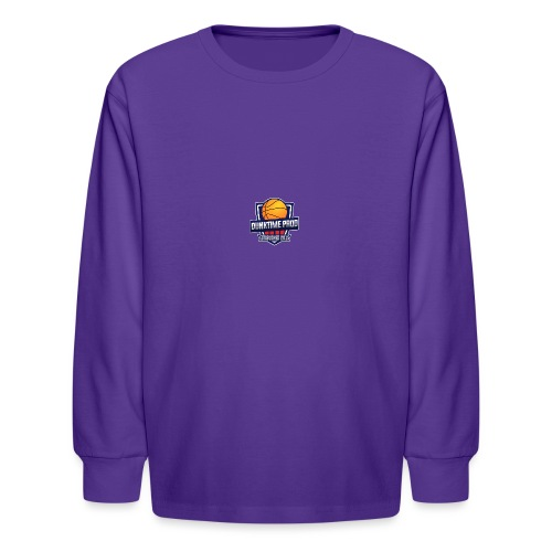DUNKTIME Productions - Kids' Long Sleeve T-Shirt