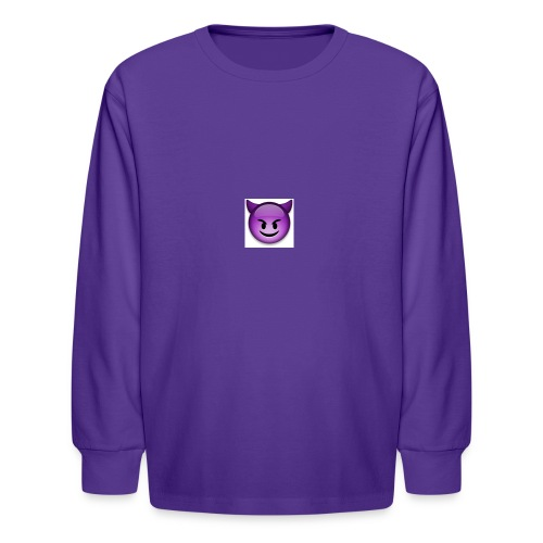 Logo - Kids' Long Sleeve T-Shirt