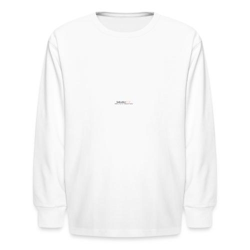 YouTube Channel - Kids' Long Sleeve T-Shirt