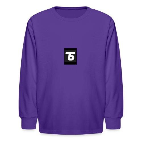 Team6 - Kids' Long Sleeve T-Shirt