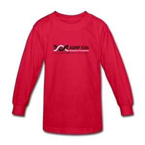 RED - Kids' Long Sleeve T-Shirt
