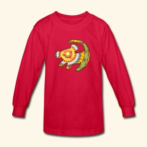 It is time - Kids' Long Sleeve T-Shirt