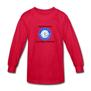 SB Columbus Chapter - Kids' Long Sleeve T-Shirt