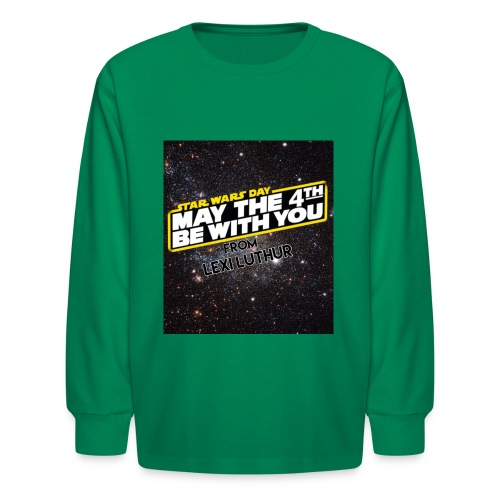 STAR WARS DAY CLOTHES - Kids' Long Sleeve T-Shirt