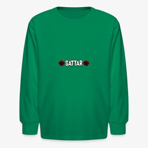 Sattar - Kids' Long Sleeve T-Shirt