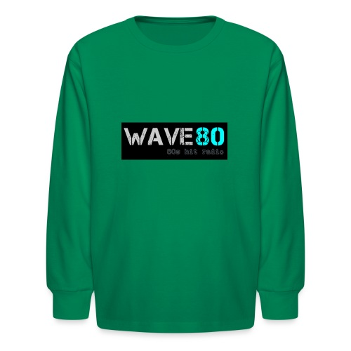 Main Logo - Kids' Long Sleeve T-Shirt