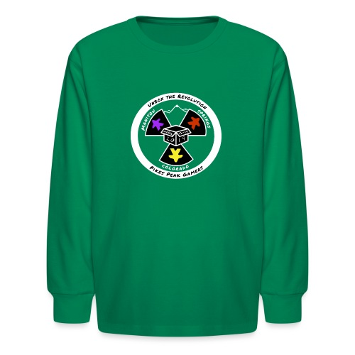 Pikes Peak Gamers Convention 2019 - Clothing - Kids' Long Sleeve T-Shirt