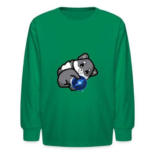 Eluketric's Zapp - Kids' Long Sleeve T-Shirt