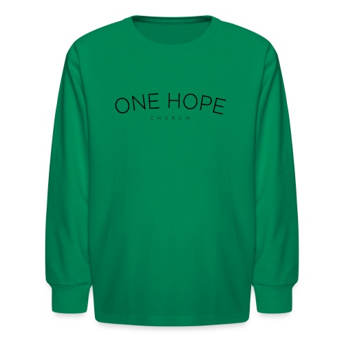 One Hope Church - Kids' Long Sleeve T-Shirt