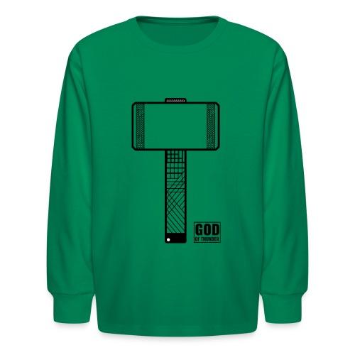 thor - Kids' Long Sleeve T-Shirt
