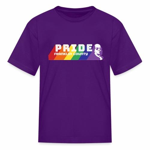 Pride Logo2 - Kids' T-Shirt