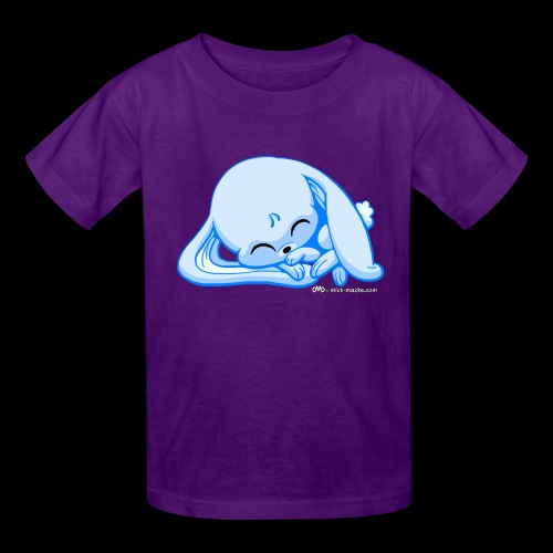 Blue Bunny - Kids' T-Shirt