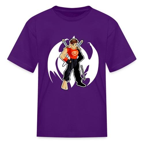 AdventureQuest Worlds Team Drechsel - Kids' T-Shirt