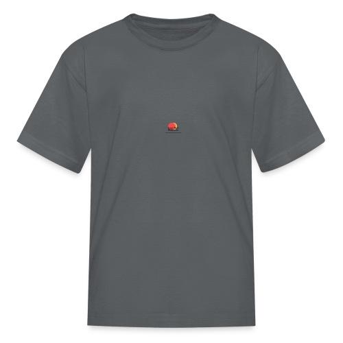logo for lucas - Kids' T-Shirt
