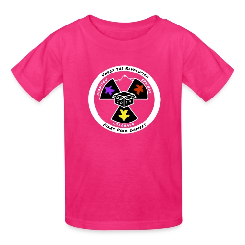Pikes Peak Gamers Convention 2019 - Clothing - Kids' T-Shirt