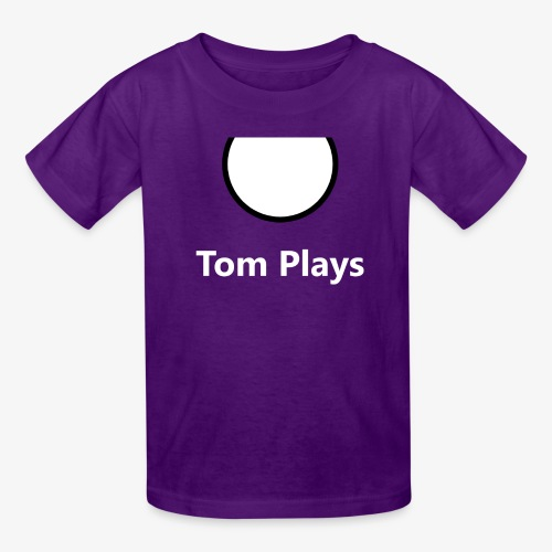 TomPlaysCircle - Kids' T-Shirt