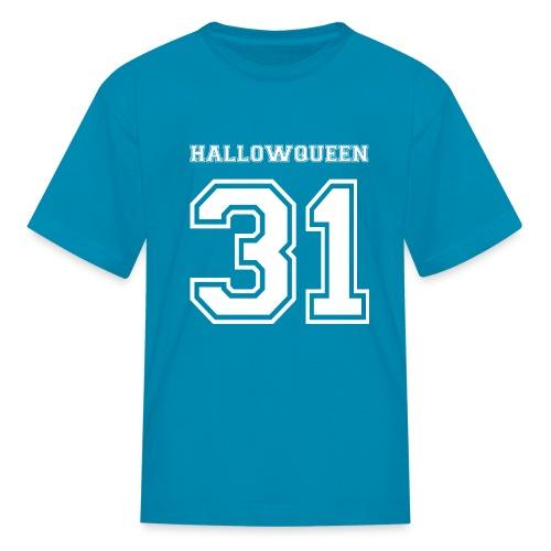 Halloween Hallowqueen - Kids' T-Shirt
