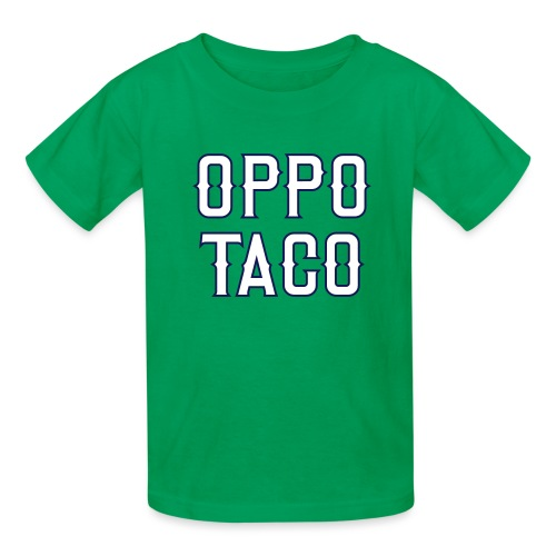 Oppo Taco (Los Angeles) - Kids' T-Shirt