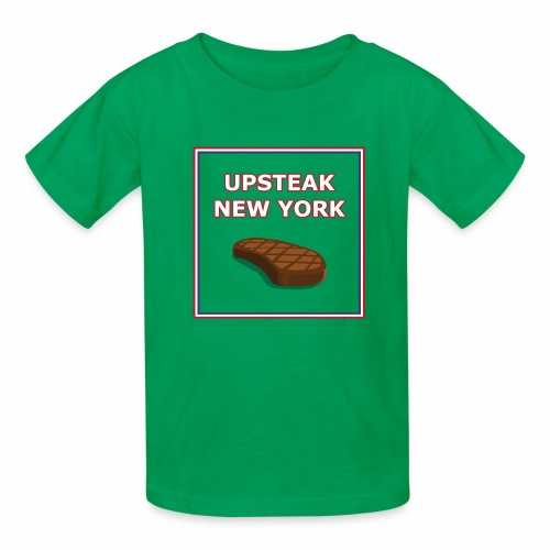 Upsteak New York | July 4 Edition - Kids' T-Shirt