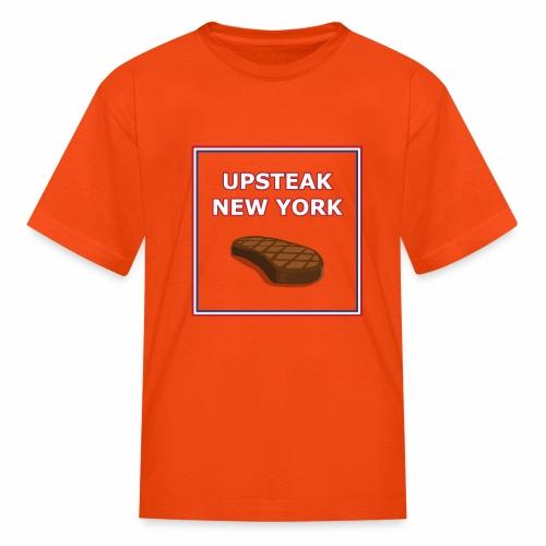 Upsteak New York | July 4 Edition - Kids' T-Shirt