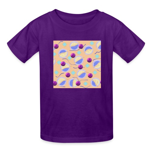 lovely cosmos - Kids' T-Shirt