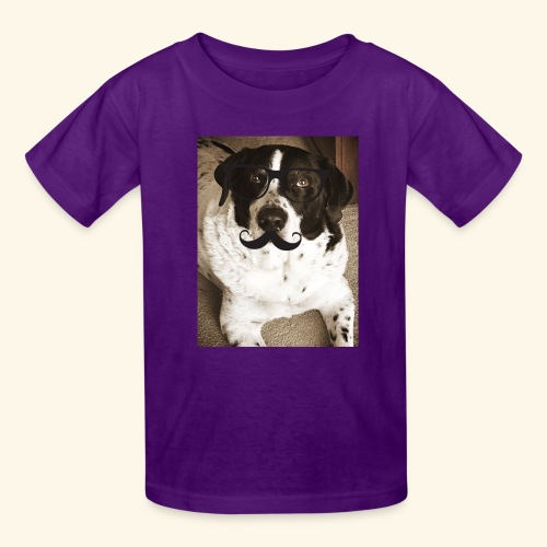 Old Pongo - Kids' T-Shirt