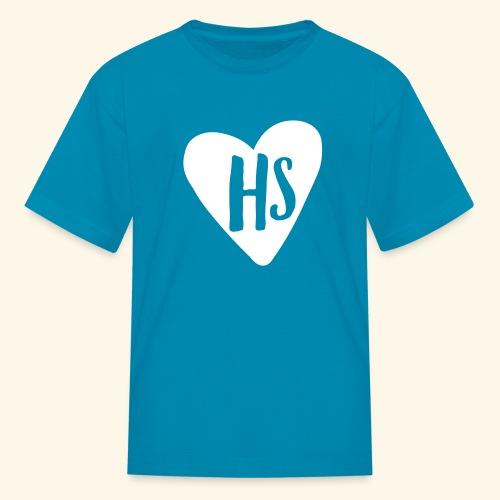 HS Heart - Kids' T-Shirt