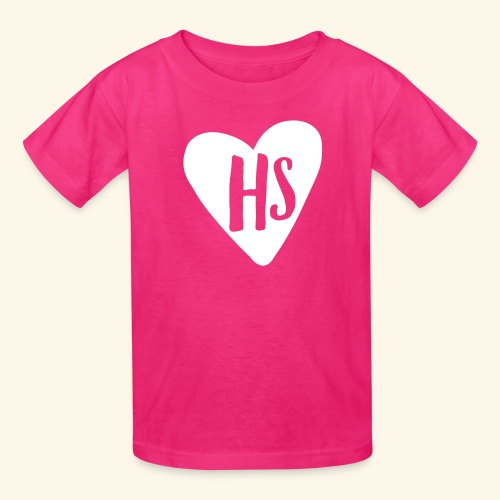 HS Heart - Kids' T-Shirt