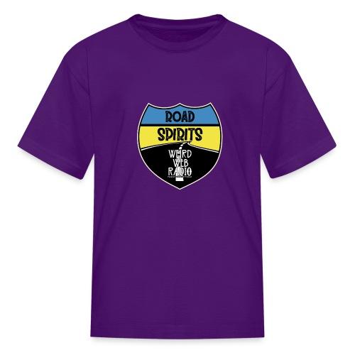 ROAD SPIRITS Logo - Kids' T-Shirt