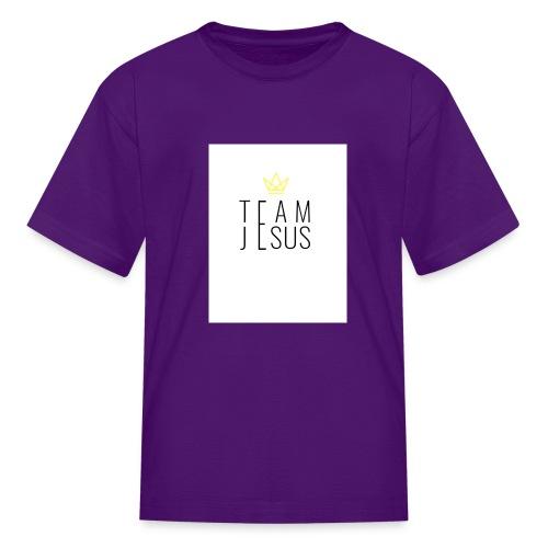 TEAM JESUS3 - Kids' T-Shirt