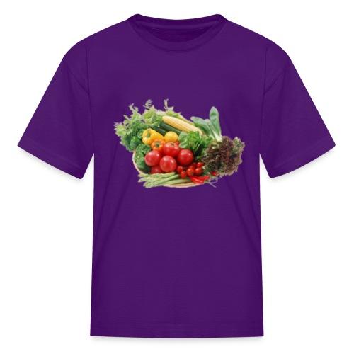 vegetable fruits - Kids' T-Shirt