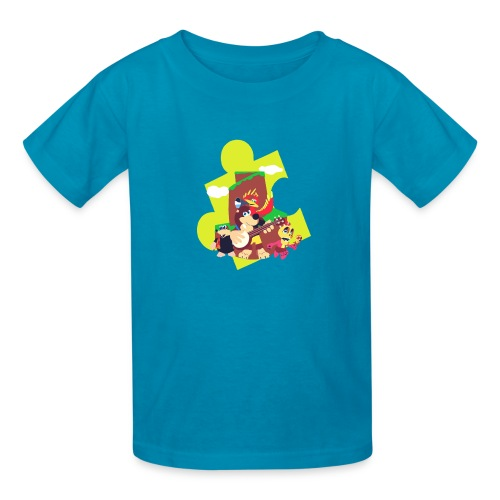 banjo - Kids' T-Shirt